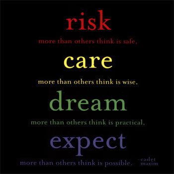 Risk-Care-Dream-Expect